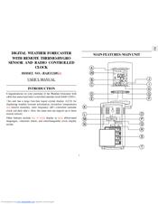 oregon scientific bar112hga manuals rh manualslib com oregon scientific manuals wr 8000 oregon scientific manual tw223