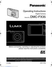 panasonic lumix dmc fx35 manuals rh manualslib com 2016 FX35 Used Infiniti FX35