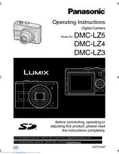 panasonic lumix dmc lz5 manuals rh manualslib com panasonic lumix dmc-lz5 manual pdf Panasonic Lumix GH3
