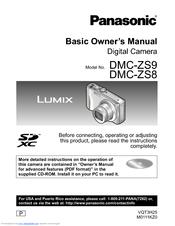panasonic lumix dmc zs9 manuals rh manualslib com panasonic lumix dmc zs9 manual panasonic dmc zs8 manual