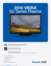 panasonic viera tc p65s2 manuals rh manualslib com Panasonic Viera 50 Inch panasonic viera tc-p65st30 manual