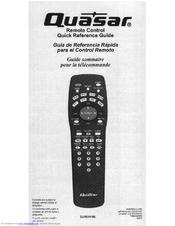 panasonic ir6 remote control manual
