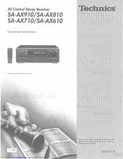 304995_saax610_product technics sa ax710 manuals technics stereo wiring diagram at edmiracle.co
