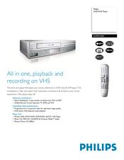 philips dvp3150v manuals rh manualslib com Philips Electronics Manuals Philips User Guides Speaker Bt7900