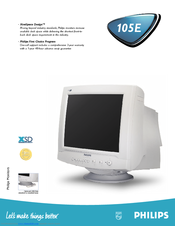 Philips 105E11/49 Monitor Treiber