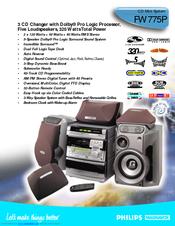 philips magnavox fw775p 22 manuals rh manualslib com Magnavox Odyssey Magnavox Smart TV