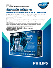 Philips PSC60517 Audio X64 Driver Download