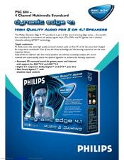 Philips PSC60417 Audio Windows Vista 32-BIT