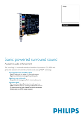 Philips PSC60517 Audio Driver UPDATE