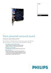 Philips PSC60517 Audio Driver UPDATE