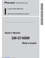 310617_gmd7400m_product pioneer gm d7400m amplifier manuals GM Wiring Diagrams For Dummies at webbmarketing.co