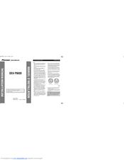 pioneer deh p6600 manuals rh manualslib com