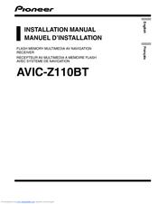 Pioneer Avh-110Bt Wiring Harness Diagram from data2.manualslib.com