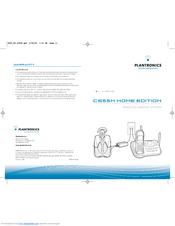 Plantronics Cs55 Hl10 Manuals Manualslib