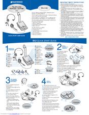 plantronics s12 manuals rh manualslib com Troubleshooting Plantronics S12 plantronics headset s12 user guide