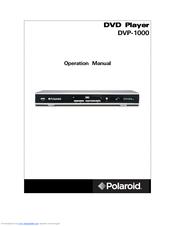 polaroid dvp 1000 manuals rh manualslib com Polaroid One Step Q Light LEGO Polaroid