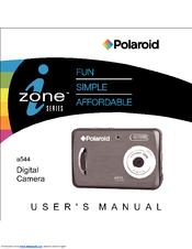 polaroid a544 manuals rh manualslib com