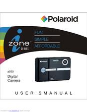 polaroid a930 digital camera compact manuals rh manualslib com polaroid link a500 manual polaroid a500 phone manual