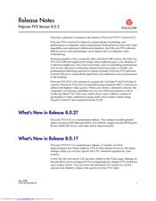 pvx 8.0.2 maintenance release