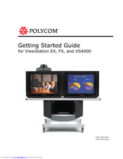 polycom viewstation fx manuals rh manualslib com Polycom EagleEye Director II polycom viewstation ex user manual