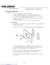 poly planar mrd 60 manuals rh manualslib com