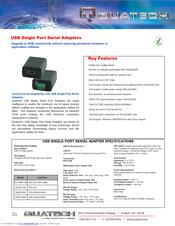 Quatech SSU2-100 Windows 8 X64 Treiber