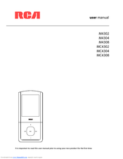 rca m4304 user manual pdf download rh manualslib com RCA M4304 a Software User Manual