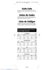 rcr311w remote manual daily instruction manual guides u2022 rh testingwordpress co RCA Universal Remote User Manuals RCA Universal Remote Control Codes
