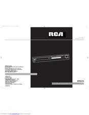 rca rtd210 manuals rh manualslib com RCA RT2280 RCA RT2770
