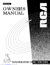 RCA DCD302RA Owner's Manual