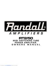 randall rt50h owner s manual pdf download rh manualslib com Cartoon Manual Service Manuals