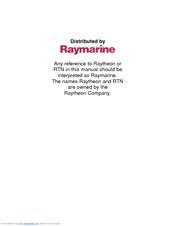 raymarine st5000 plus manuals rh manualslib com Raymarine ST1000 Manual Raymarine Autohelm 4000
