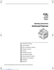 Ricoh F530 Manuals Manualslib