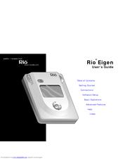 Rio Eigen Manuals