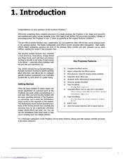 rocktron prophesy ii manuals rh manualslib com Rocktron Replifex Rocktron Replifex