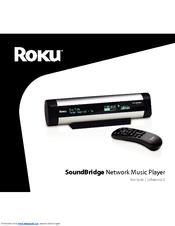 roku soundbridge m500 manuals rh manualslib com Roku SoundBridge Alternative Roku SoundBridge Software