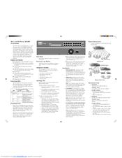 smc networks ez switch smc ez1016dt manuals rh manualslib com smc networks smcd3gnv manual smc networks smcd3gnv manual