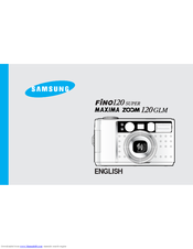 Samsung FINO 120 SUPER User Manual