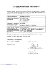 sandisk sansa m240 manuals M240 TM PDF