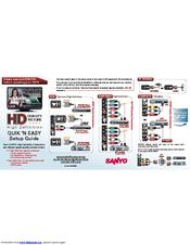 sanyo dp26649 26 lcd tv manuals rh manualslib com Troubleshooting Sanyo DP26649 Sanyo DP26649 Power Supply Board