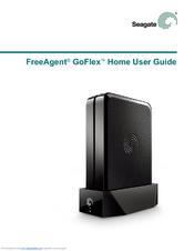 seagate freeagent desktop 500gb manuals rh manualslib com