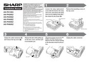 Sharp AN-PH50EZ Installation Manual