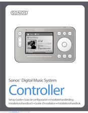 sonos controller cr100 manuals rh manualslib com sonos 5 instruction manual sonos bridge instruction manual