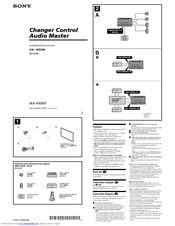 319601_wx4500x_product sony wx 4500x installation connections manuals sony wx gt90bt wiring harness diagram at couponss.co