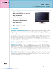Sony kdl-46s2010 46in lcd tv review | trusted reviews.