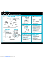 SONY VAIO VGC-RB40 DRIVER FOR WINDOWS