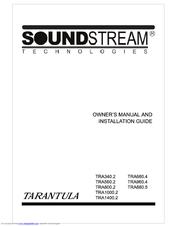 Soundstream TRA1000.2 User Manual