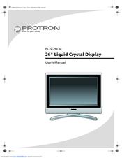 protron pltv 32cm manuals rh manualslib com protron dvd player universal remote code protron dvd player universal remote code
