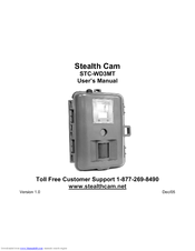 Stealth Cam Stc-Ad3 Manual