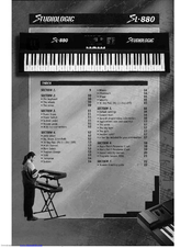 Studiologic SL-880 User Manual